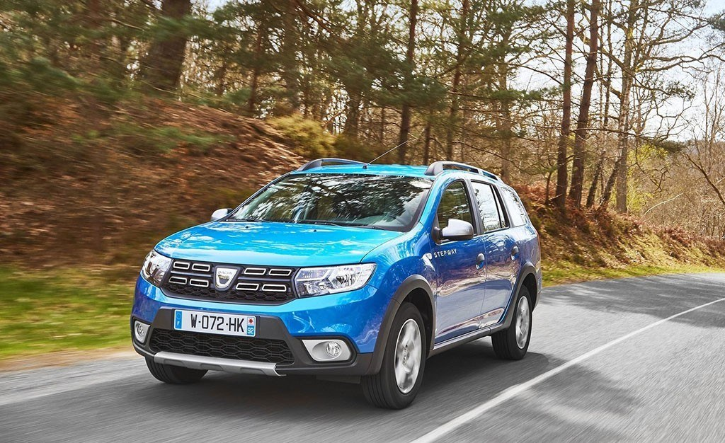 El Dacia Logan MCV estrena la edición especial SL 2019
