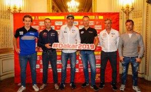 Dakar 2019: Nani Roma pronostica un Dakar intenso