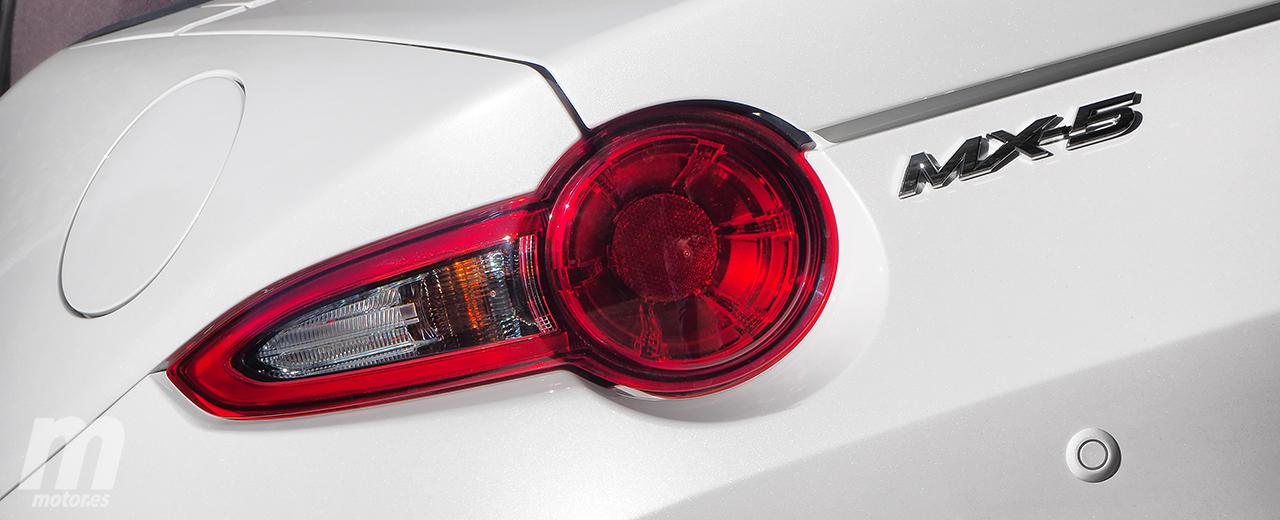 Prueba Mazda MX-5 2.0 Skyactiv-G 184 CV Nappa Edition, pureza y sofisticación