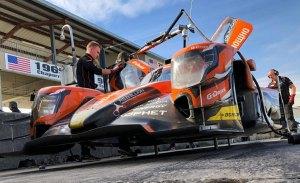 G-Drive Racing mira al futuro con su test en Sebring