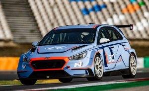 Hyundai empieza a preparar el WTCR 2019 en Portimao