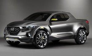 El diseño del esperado pick-up de Hyundai está terminado