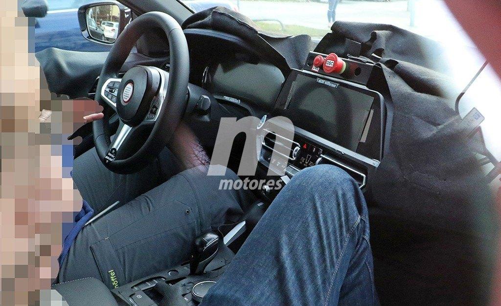 Un vistazo al interior del nuevo BMW Serie 4 Cabrio 2020