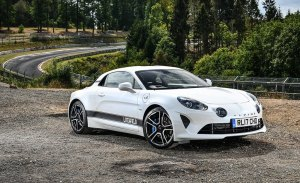 El nuevo Alpine A110 estrena un kit de potenciación desarrollado por Litchfield