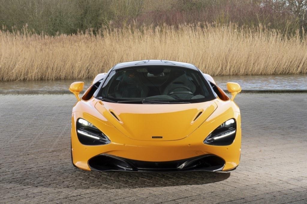 McLaren 720S Spa 68 Collection: el último tributo de MSO al fundador de la marca