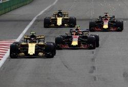 "Abiteboul: ""Tener a Red Bull nos permitió evitar una situación como la de McLaren"""