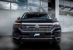 ABT Sportsline da un toque de diferenciación al nuevo Volkswagen Touareg