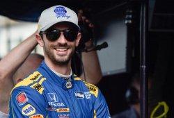 Alexander Rossi competirá con Penske en las 24 horas de Daytona