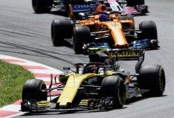 Alonso y Sainz, en el ranking de los 10 mejores pilotos de 2018 según la Fórmula 1