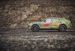 Aston Martin trabaja en un nuevo motor de seis cilindros híbrido