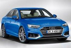 El nuevo Audi A4 será presentado en 2019 con una mejorada dotación tecnológica