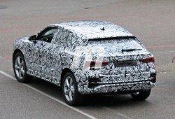 Nuevas fotos espía desvelan más detalles del nuevo Audi Q4