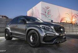 "Mercedes-AMG GLE 63 S Coupé ""Inferno"", lo nuevo de auto-Dynamics"