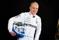 Bottas asegura no temer por su puesto en Mercedes