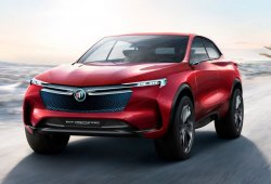 Buick registra la denominación Enspire ¿Nuevo SUV en camino?