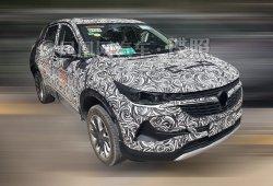 Primeras imágenes del nuevo crossover subcompacto de Buick