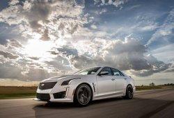 El Cadillac CTS-V de 1.000 CV de Hennessey es la despedida perfecta para el CTS