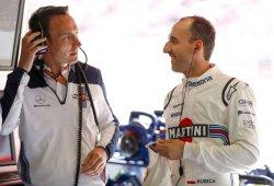 """Claire Williams: """"Kubica guía a los ingenieros, me impresiona"""""""