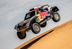 "Dakar 2019: Carlos Sainz no ve este Dakar ""más fácil"""