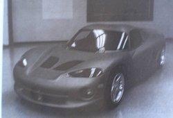 Dodge desarrolló en secreto un Viper de motor central