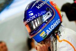 Alonso lucirá finalmente su casco clásico en la Indy 500 de 2019