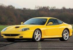 Los raros y destacables Ferrari amarillos: el único 550 Maranello WSR amarillo