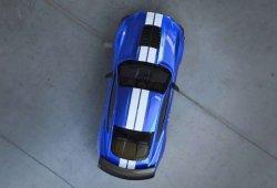 El primer Mustang Shelby GT500 será subastado en Scottsdale