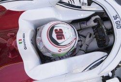 Giovinazzi no cree que su experiencia en dos carreras de 2017 le ayude en 2019