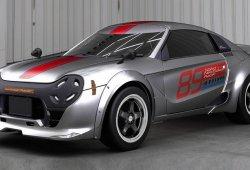 Honda S660 Modulo Neo Classic, un coche de carreras para nostálgicos