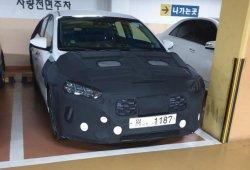 Se avecina una renovación, el nuevo Hyundai IONIQ 2019 ha sido cazado