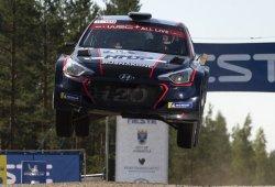 Jari Huttunen, otra 'víctima' de la dupla Loeb-Hyundai