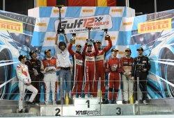 Kessel Racing repite victoria en las 12 Horas del Golfo