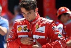 """Leclerc: """"¿Presión? No, tendré a Vettel a mi lado para crecer y aprender"""""""