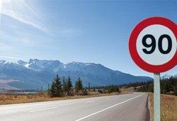 La DGT anuncia los nuevos límites de velocidad que entran en vigor en 2019