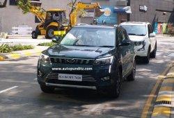 Así luce al natural el nuevo Mahindra XUV300, el SUV indio que está en camino