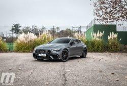 Primera prueba del Mercedes AMG GT 63 S 4MATIC, más deportivo que berlina