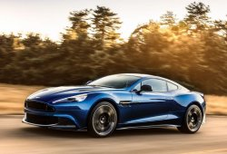 Morgan compra el utillaje del Aston Martin Vanquish para su nuevo deportivo