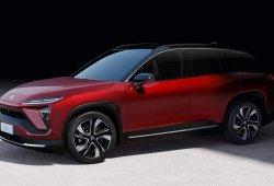 Nio ES6, el enésimo SUV eléctrico que emerge desde China