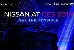 Nissan anuncia sus novedades y un nuevo modelo para la edición 2019 del CES