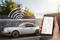 Porsche lanza un sistema antirrobo por GPS para sus modelos clásicos