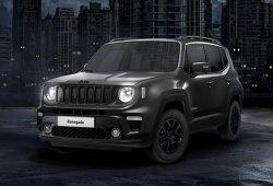 El nuevo Jeep Renegade también cuenta con la edición especial Night Eagle