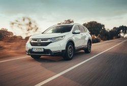 Prueba Honda CR-V Hybrid, cómodo y eficiente