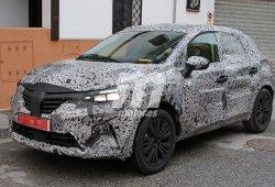 El nuevo Renault Captur 2020 cazado a plena luz del día