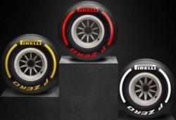 Pirelli desvela los neumáticos elegidos para Rusia