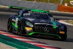 Strakka Racing reduce su programa GT3 a la Blancpain
