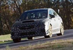 Subaru revela en vídeo el nuevo WRX STI S209 que presentará en Detroit