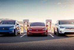La red de supercargadores Tesla cubrirá Europa a tiempo para el Model 3