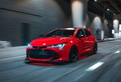 Toyota preparara un Corolla GR para asaltar el segmento hot-hatch