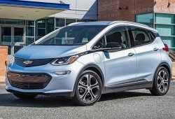 Las cosas no le van nada bien al Chevrolet Bolt, sus ventas caen un 17%