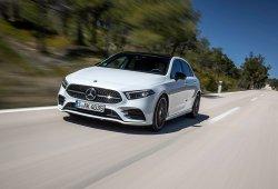 Alemania - Noviembre 2018: El Mercedes Clase A duplica sus ventas